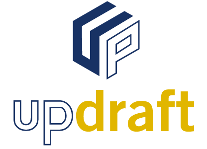 Logo: UpDraft