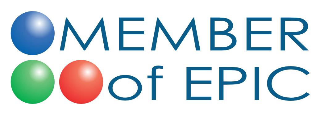 Logo: Member of EPIC