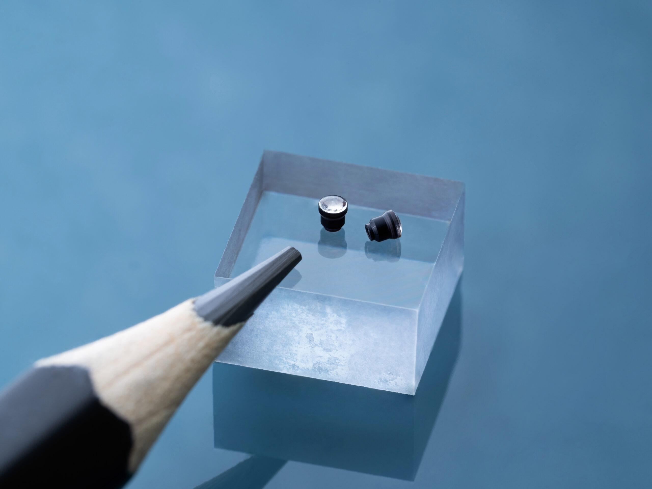 UpNano: printed micro lenses
