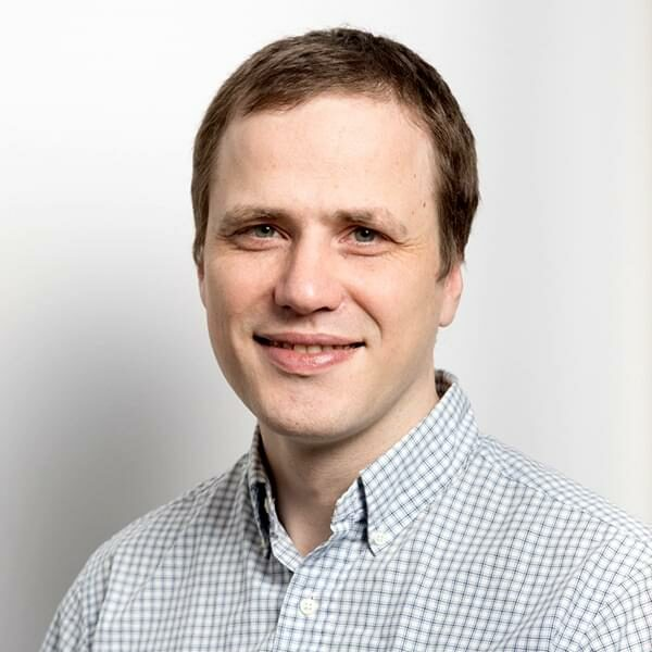Portrait photo: Dr. Michael Heyman, University of Stuttgart